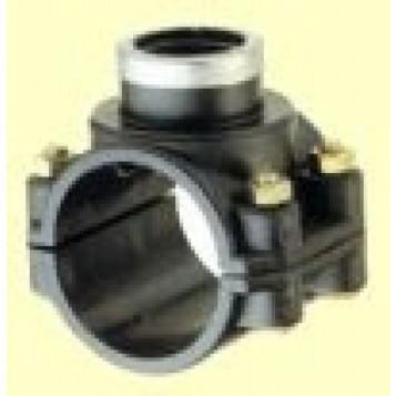 Collier de prise en charge Ø63mm x 1/2
