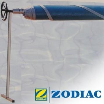 Enrouleur inox surélevé Zodiac 4 à 5.5m