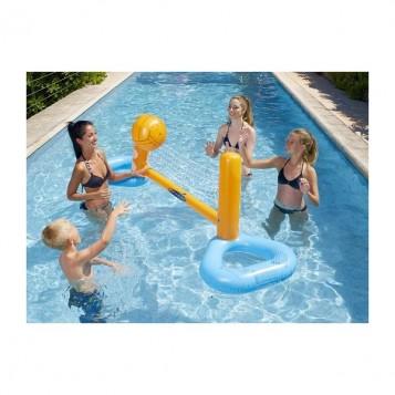 Filet de volley piscine gonflable
