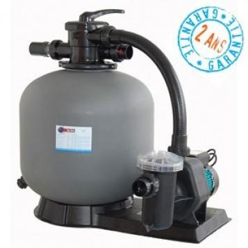 Platine de filtration Vipool 10m³/h
