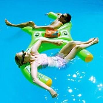 Relax de piscine double Aviva Moon-Ami