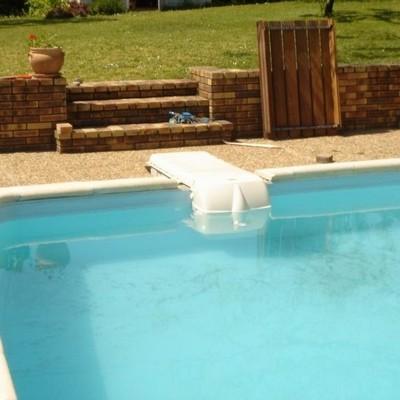 Bloc de filtration mx 18 for Bloc filtration piscine enterre
