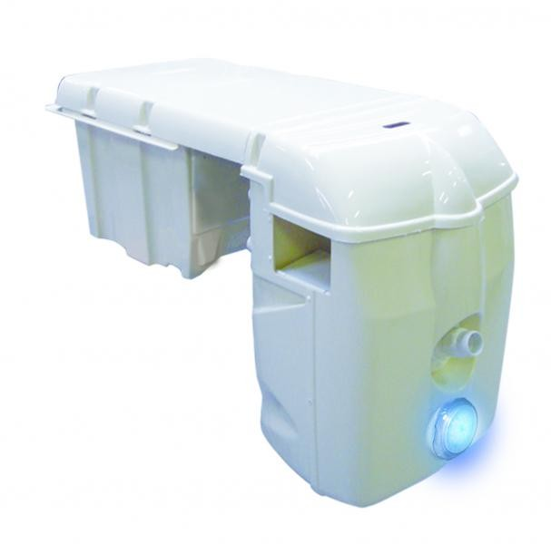 Bloc de filtration mx 18 option electrolyse for Bloc de filtration piscine