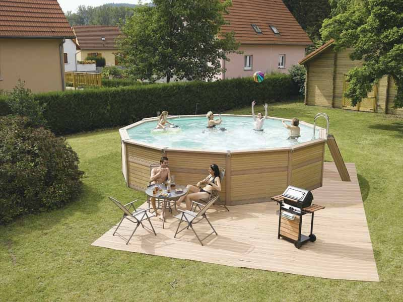 zodiac azteck hors sol ronde piscine hors sol espace piscine. Black Bedroom Furniture Sets. Home Design Ideas