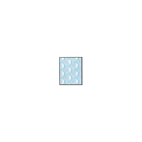 Bache bulles 500 microns sur mesure bord e sur un c t for Bache a bulle sur mesure pour piscine