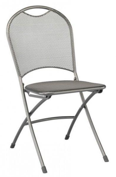 chaise pliante calvia m tal tir. Black Bedroom Furniture Sets. Home Design Ideas
