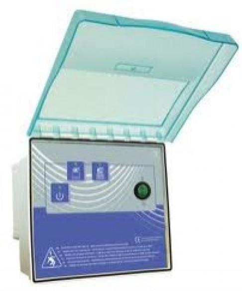 Coffret de r gulation 5 sondes pour bac tampon for Bac pour debordement