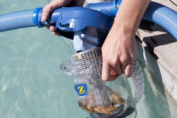 Pi ge feuille cyclonic pour robot aspirateur for Aspirateur piscine feuille