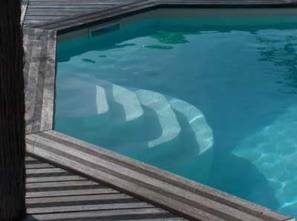 Escalier piscine athena hauteur 80cm for Escalier piscine