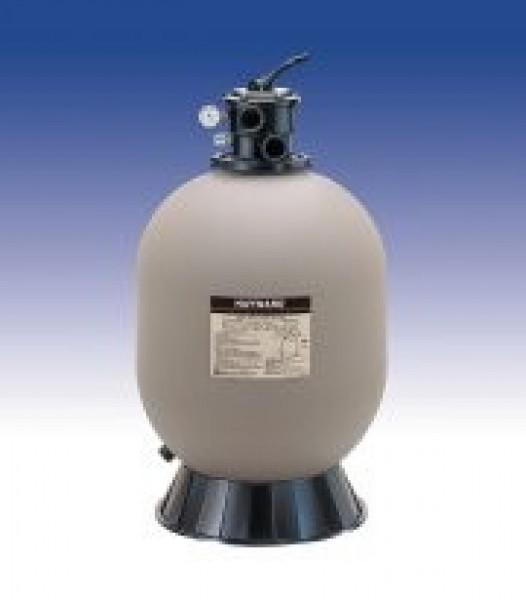 Filtre sable hayward s rie pro top s0166t 6m3 h for Sable pour filtre a sable piscine