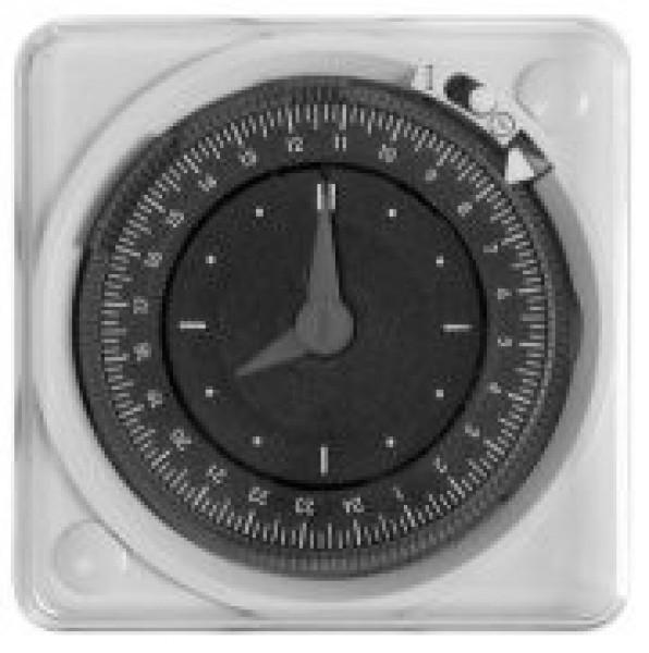 Horloge fa ade de programmation piccollo for Minuterie pompe piscine