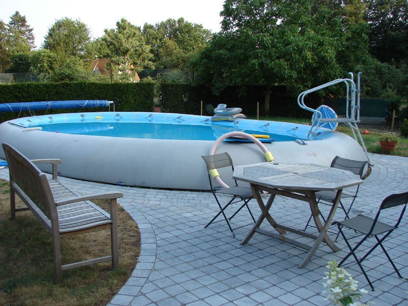 Piscine zodiac ovline 3000 for Zodiac piscine