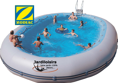 Piscine zodiac ovline 2000 for Piscine gonflable zodiac