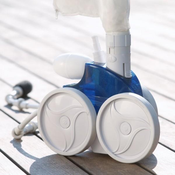 Pack polaris 380 complet for Surpresseur robot piscine
