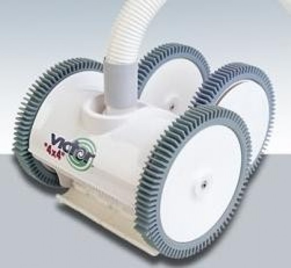 Robo piscine cheap robot piscine dolphin jardin with robo for Aspirateur piscine victor