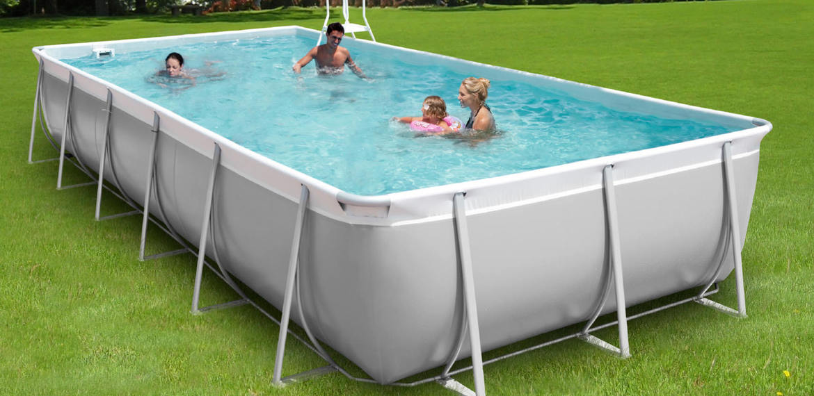 Piscine hors sol autoportante kit easy 5 7 x 3m for Achat piscine autoportante