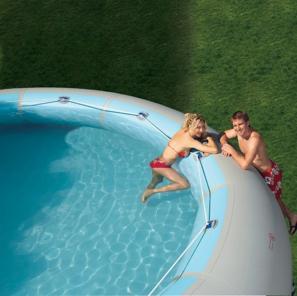 Piscine zodiac winky 6 for Piscine gonflable zodiac