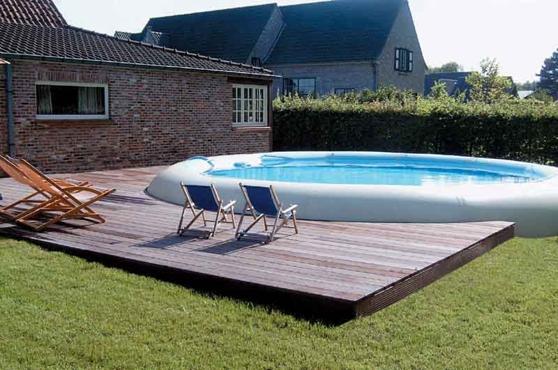 Piscine zodiac winky 6 for Piscine a enterrer