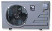 Pompe à chaleur PURE PAC 9 kw pour piscine de 25 à 50m3