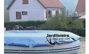 Bâche hiver piscine Zodiac Ovline 4000