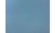 Toile PVC Zodiac grise, carré de 50x50cm