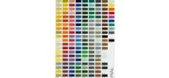 Forfait coloris sur mesure Clairalu selon RAL de votre choix