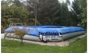 Bâche hiver piscine Zodiac Hippo 40