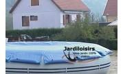 Bâche hiver piscine Zodiac Ovline 3000 - modèle original