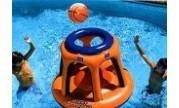 Panier de basket flottant