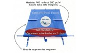 Couverture à barres APF Securit Pool Excel SUR MESURE