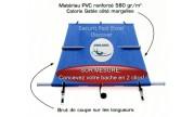 Couverture à barres Securit Pool Excel Discover SUR MESURE