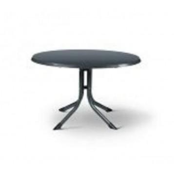 Table pliante alu ronde Ø70x72cm Kettler