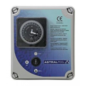 Coffret électrique Astra, Spécial Surpresseur