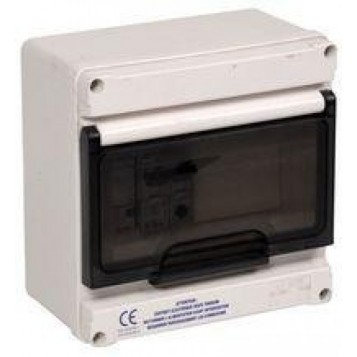 Coffret électrique Jet Vag tri + disjonteur