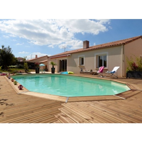 Enterrer une piscine bois for Piscines en kit a enterrer