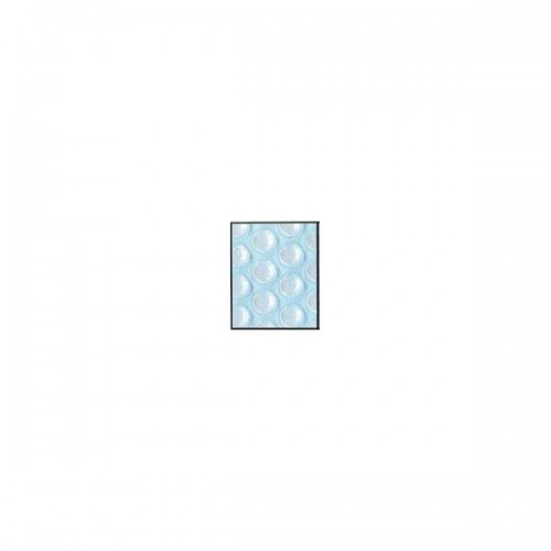 Bache bulles 500 microns sur mesure bord e sur 2 c t s for Bache a bulle sur mesure pour piscine