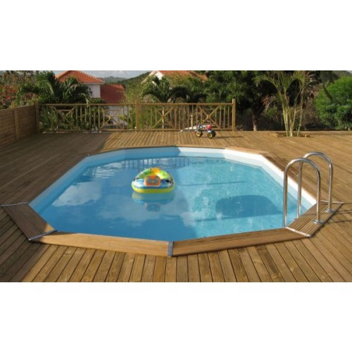 Piscine bois enterr e ma va 700 for Catalogue piscine bois