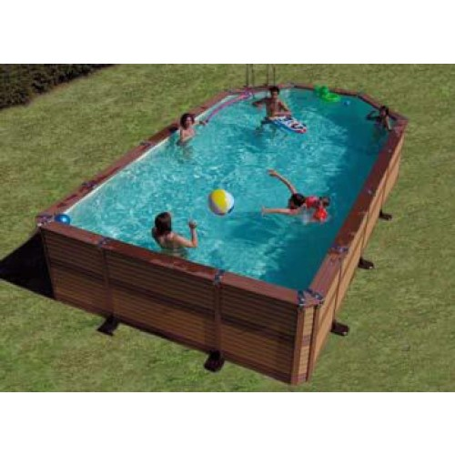 Zodiac azteck hors sol mixte for Piscine hors sol zodiac occasion