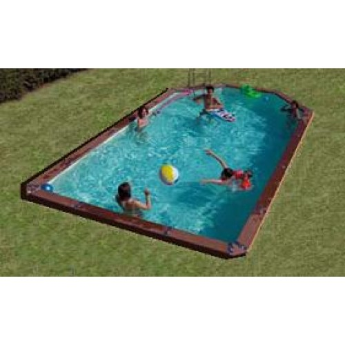 Zodiac azteck enterrer mixte for Piscine zodiac azteck
