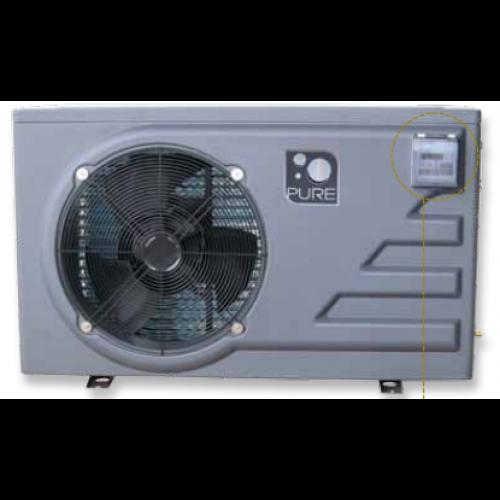 Pompe chaleur pure pac 5 kw pour piscine de 15 30m3 - Pompe a chaleur pour piscine 30m3 ...