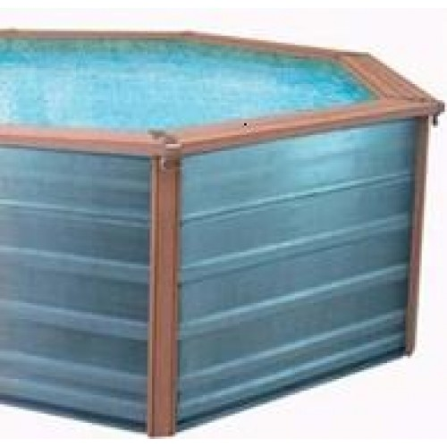 Zodiac azteck hors sol rectangle for Piscine hors sol zodiac azteck