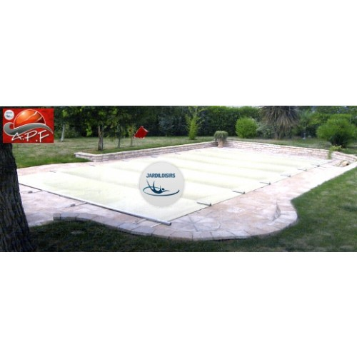 Couverture barres securit pool excel plus sur mesure for Baches piscine sur mesure