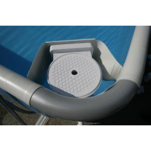 Piscine hors sol autoportante kit easy 5 7 x 3m for Piscine hors sol autoportee zodiac